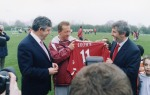 Gordon Brown and Clive Charlton 3
