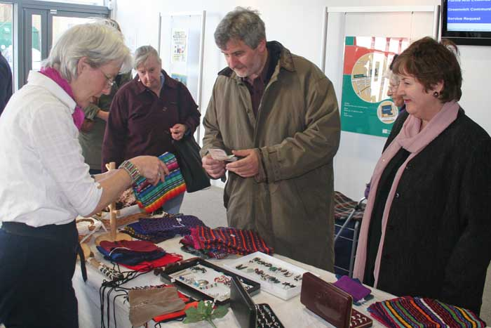 fair_trade_market_clive_and_janet_purchase_Guatemalan_goods