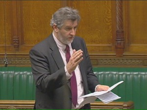 clive in parlaiment